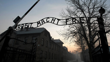 'You were just clinging to life': Horror of Auschwitz recalled on Holocaust Memorial Day