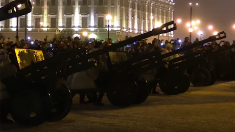St. Petersburg marks 73rd anniversary of Leningrad's liberation from Nazi troops