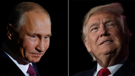 Putin & Trump signal new Russia-US partnership with 1st phone call on ISIS, trade & Ukraine