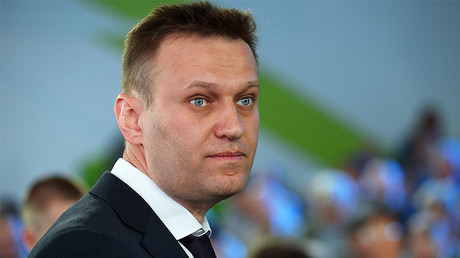 Lawyer and politician Alexei Navalny ©