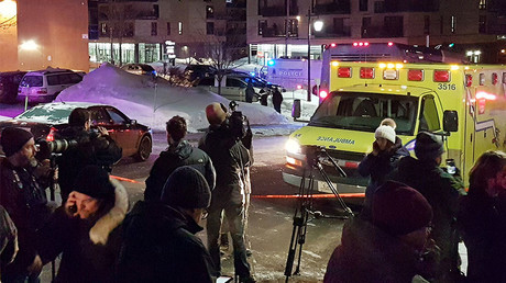Police believe Quebec mosque shooting a 'lone wolf' attack, only one man in custody - reports