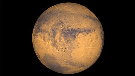 The planet Mars © NASA / Greg Shirah