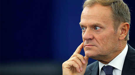 European Council President Donald Tusk © Vincent Kessler