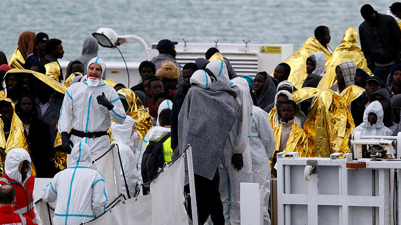 ISIS smuggles migrants into EU to replete dried out revenues – Italy's intel chief