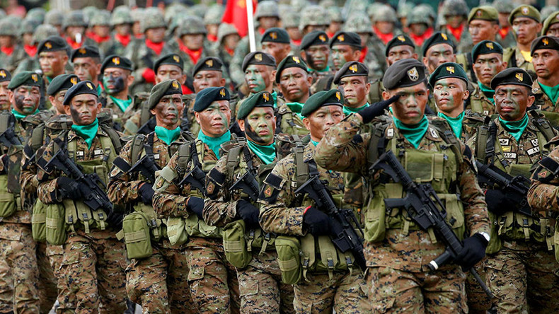 Philippine Defense Ministry asks Duterte for nod to deploy army in drug war