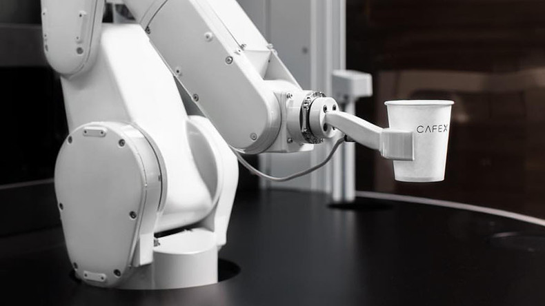 Livin' la vida mocha: Robot-powered cafe serves up future in San Francisco