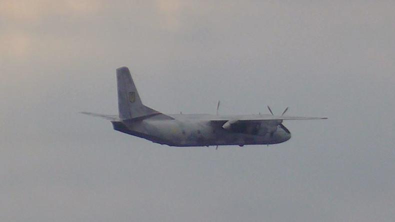 Russian Defense Ministry summons Ukrainian attaché over 'dangerous' warplane flight