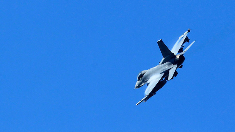 US jets bomb own spotters at New Mexico training range, 1 dead