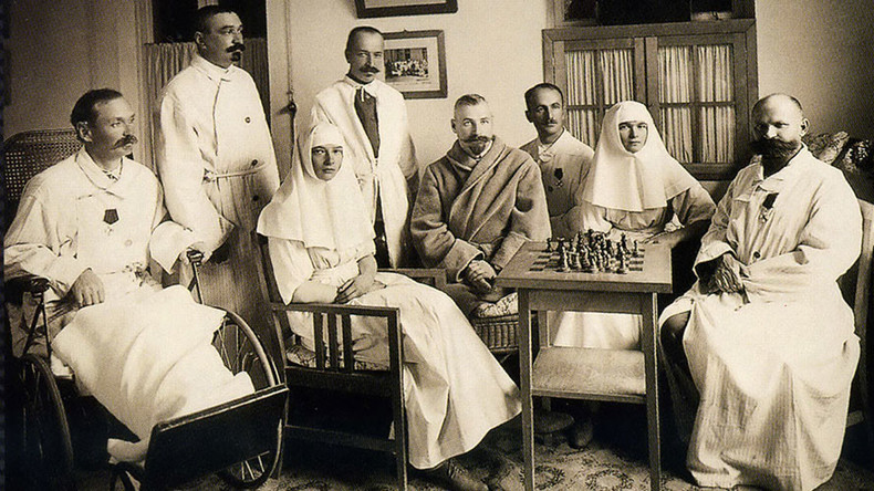 How the Romanovs brought Red Cross to Russia and revolutionized medical care