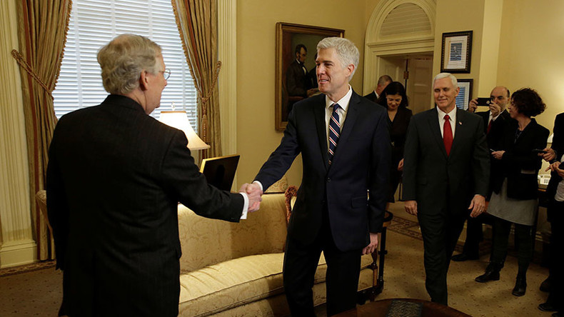 'Go nuclear': What Trump's advice means for Senate proceedings