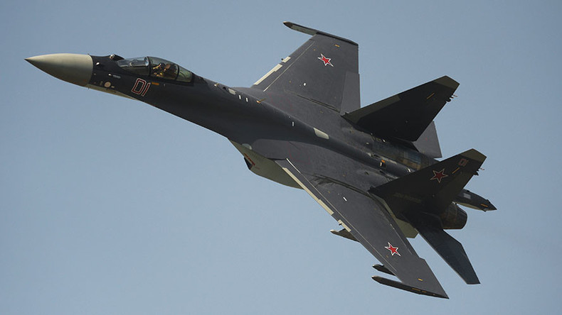 Russia to deliver 10 Su-35 fighter jets to China in 2017