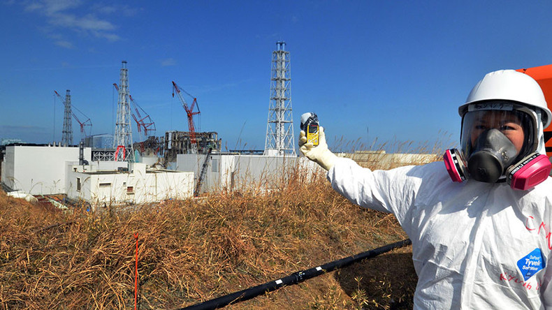 Record high fatal radiation levels, hole in reactor detected at crippled Fukushima nuclear facility