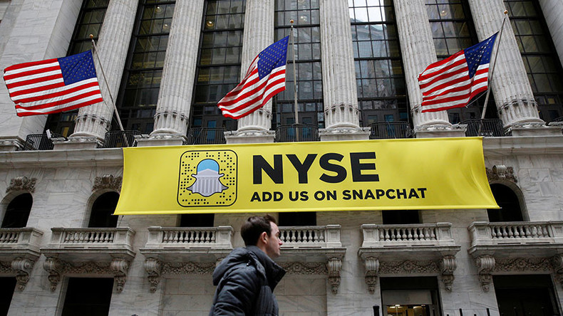 Snapchat unveils $3bn IPO details
