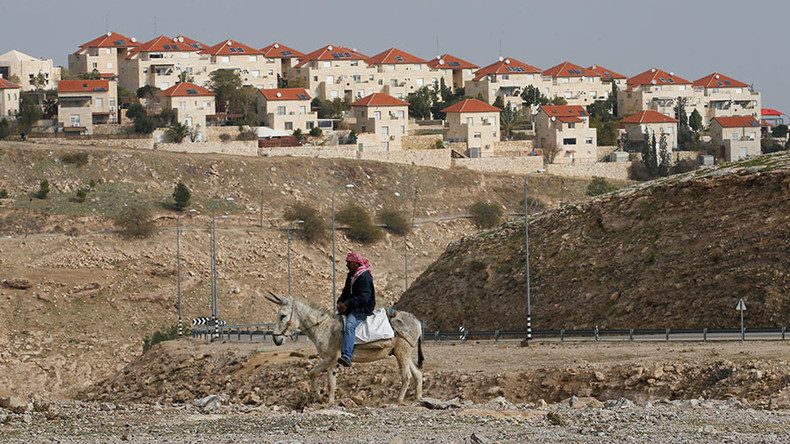 Israeli settlements not 'impediment' for peace, just 'not helpful' – White House
