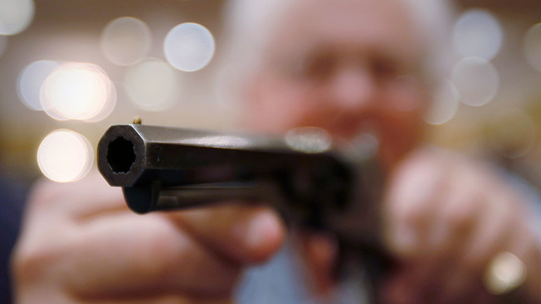 House votes to end Obama rule banning gun buys for Social Security recipients presumed mentally ill