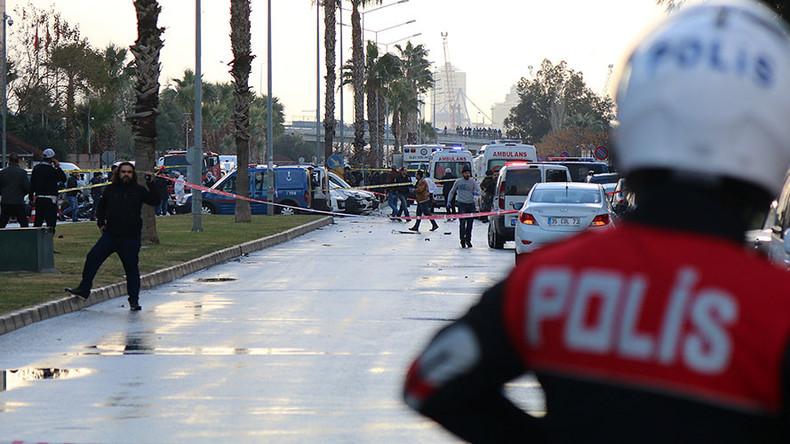Turkey restricts coverage of terrorism & breaking news