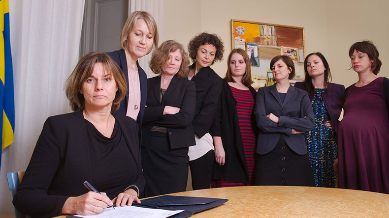 'We're a feminist government': Trump 'trolled' by Swedish Deputy PM (PHOTO)