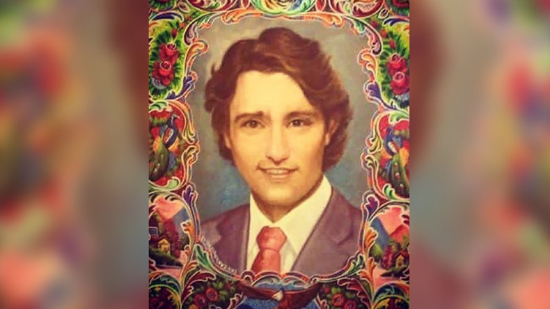 Truck art decor: Canada PM Trudeau gets splashy honor in Pakistan (PHOTOS)