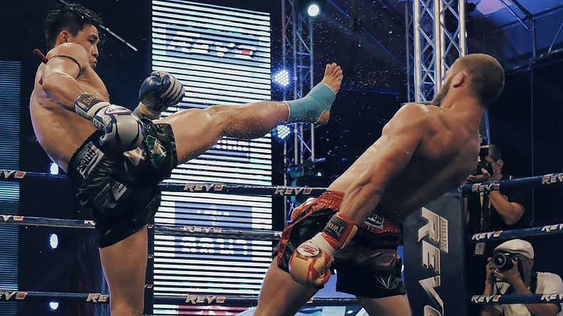 'I'd fight in UFC for free if Dana White asked me': 'Matrix' Muay Thai fighter Fiziev