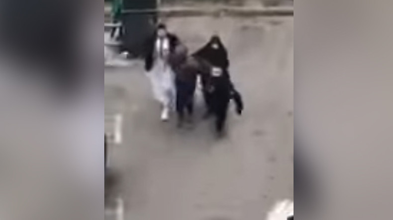 French police under fire for dressing as Muslims during drug raid (VIDEO)