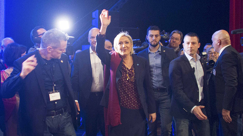 Leave euro & vote Frexit: Le Pen unveils National Front manifesto
