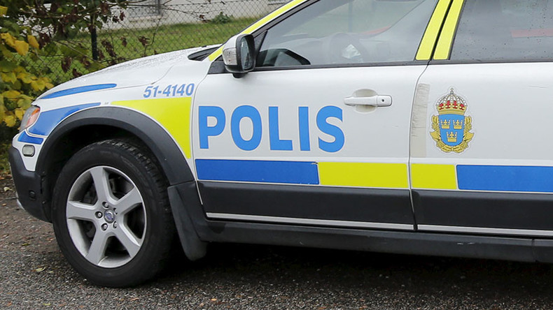 Swedish police chief's car explodes in Stockholm