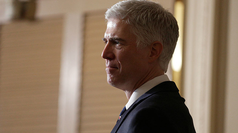 More Americans would like Supreme Court nominee Gorsuch to be confirmed than denied – poll