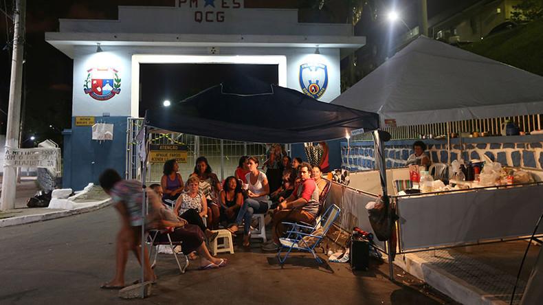 Murders skyrocket, morgues overflowing after police goes on strike in Brazil