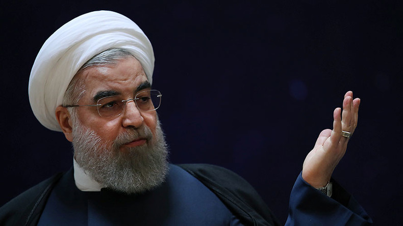 Unlike Trump, Iran President Rouhani sees nuclear deal as 'win-win'