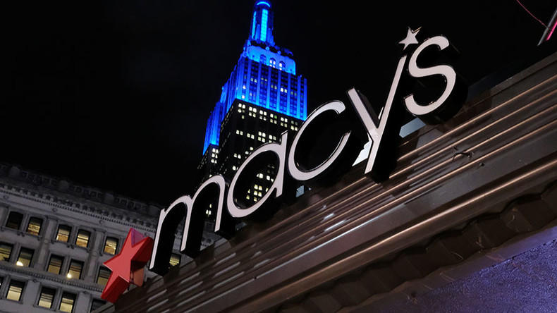 Macy's squeezed to drop Ivanka Trump's clothing line