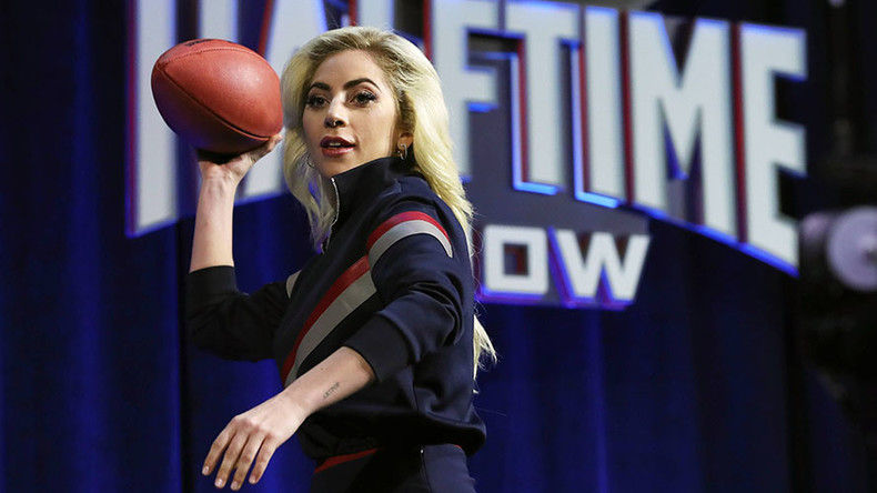 Lady Gaga attracts more viewers than Super Bowl as figures continue to decline