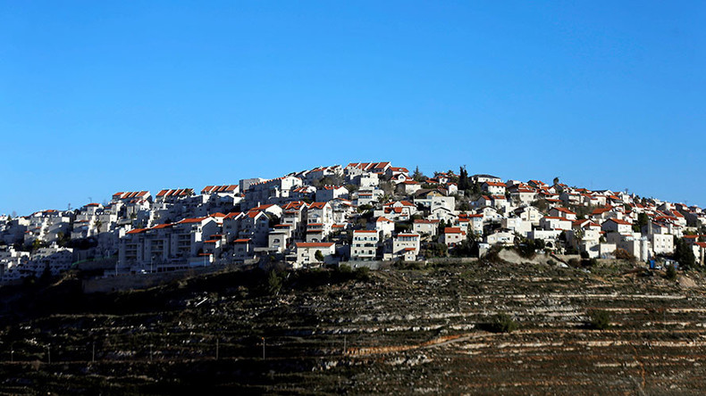 'Stop Israelis from these crimes': Palestine demands international action over settlements law