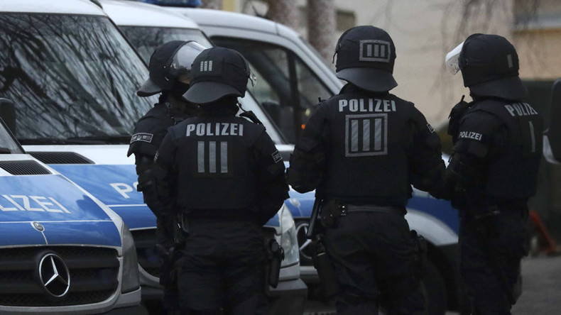 Large-scale German police op targets suspected Al-Nusra Front supporters
