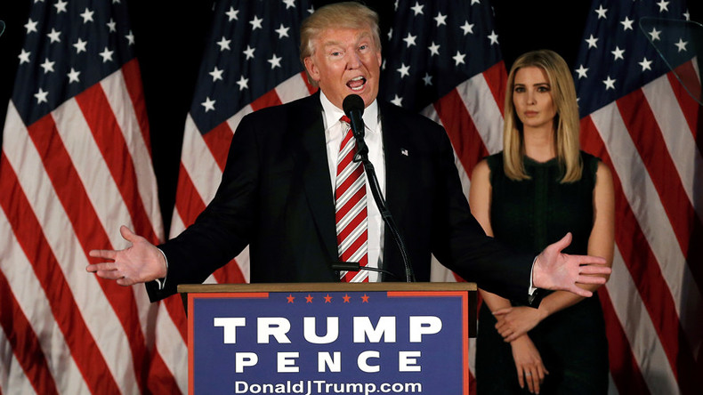 Trump slams Nordstrom for 'unfairly' dumping his daughter