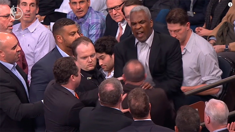 NBA great Charles Oakley released after courtside skirmish results in arrest and jail