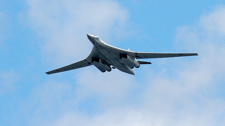 'What's the big deal?' Moscow says after UK scrambles jets over Russian bombers' routine flight