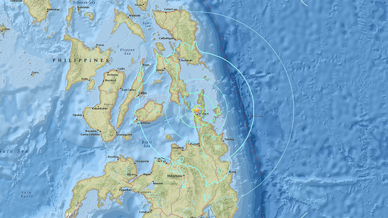 Philippines earthquake measuring 6.7 leaves at least 4 dead, over 120 injured