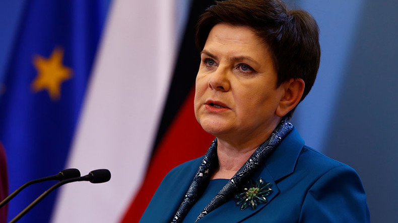 Polish prime minister in hospital after car accident