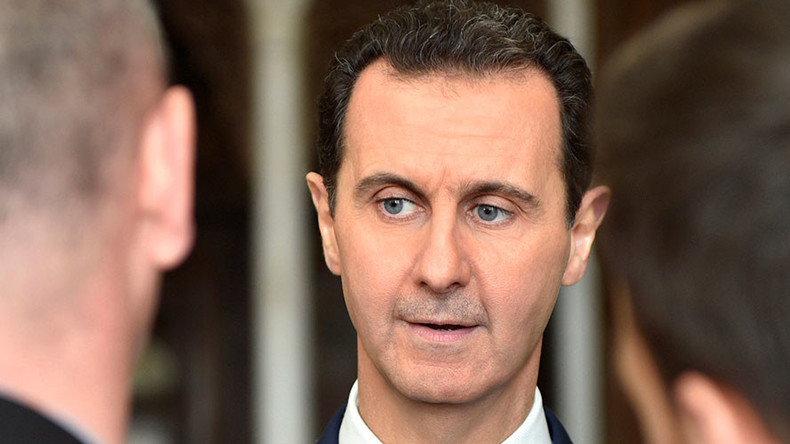 'Americans are welcome in Syria if they come here to work with us' – Assad