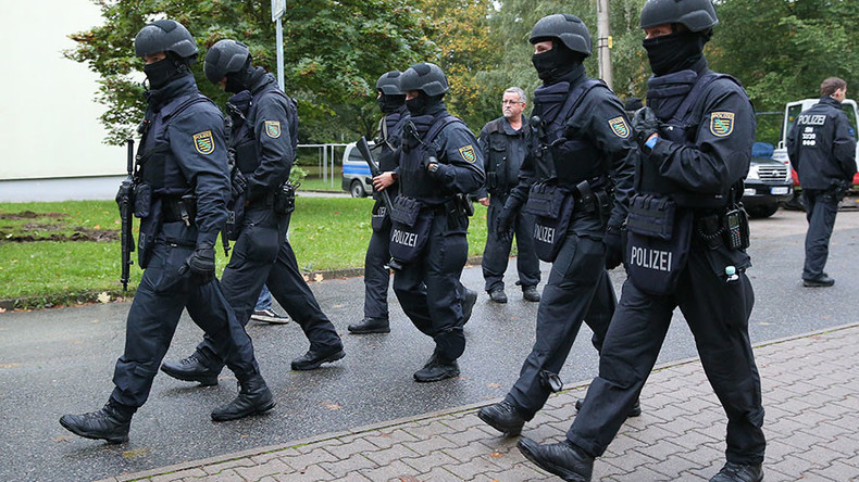 Anti-terrorist raid in German town triggered by 'fake' Facebook account