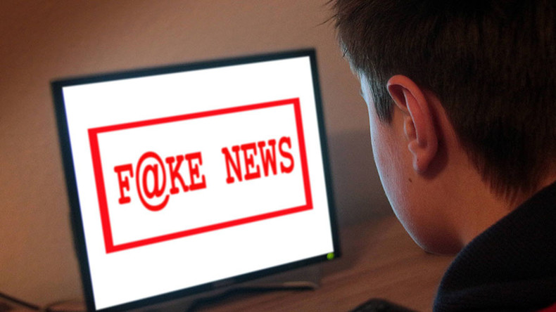 Race to the bottom: 3 companies fight to copyright 'Fake News'
