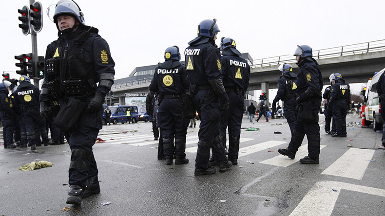 Denmark charges 1st female terrorism suspect – and she's underage