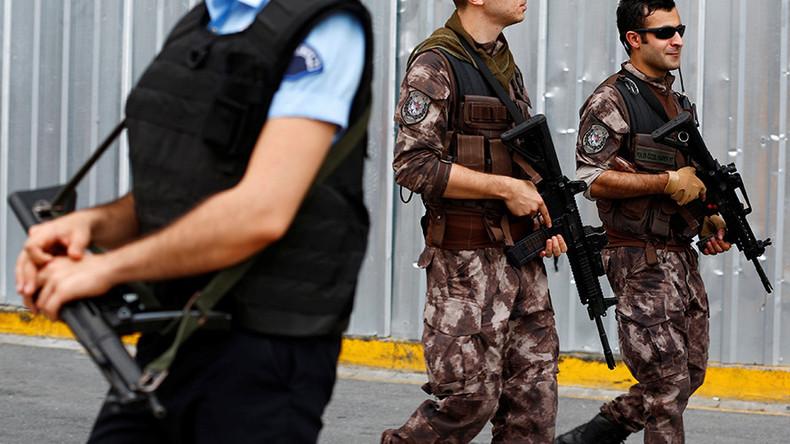 Turkish police foil 'sensational' ISIS terror plot targeting Europe – media