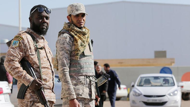 Mafia, guns and clans: the big Libyan oil heist