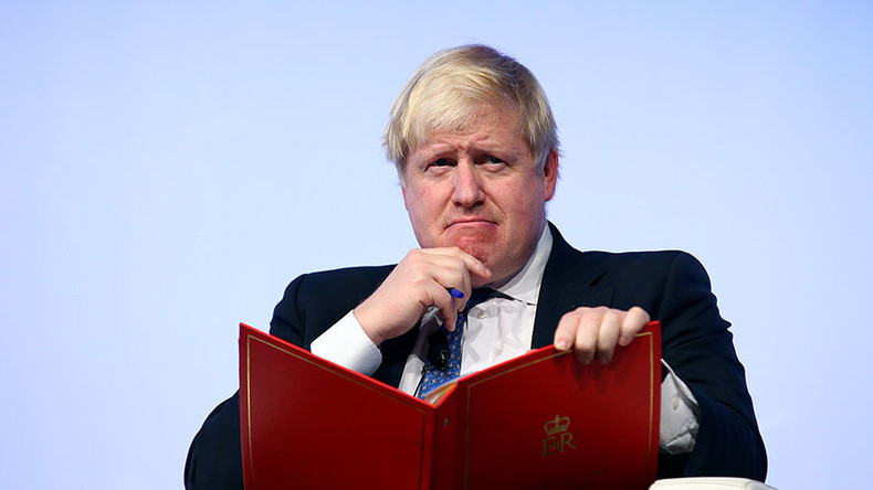 Boris Johnson launches £700mn aid fund to 'thwart Russia's Europe takeover'