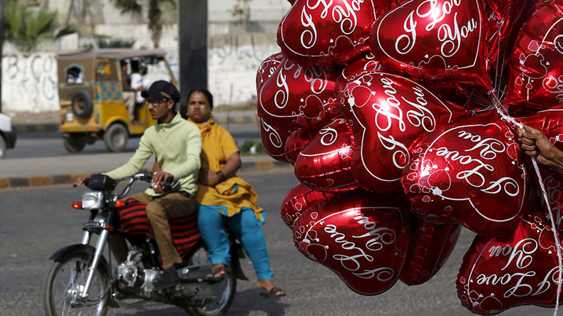 Pakistan court deems Valentine's Day 'un-Islamic,' bans across country