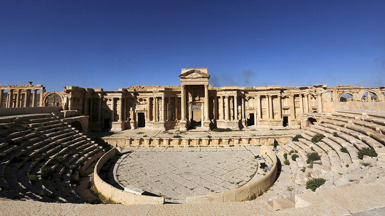 'ISIS wants Palmyra gone for financial & religious reasons'