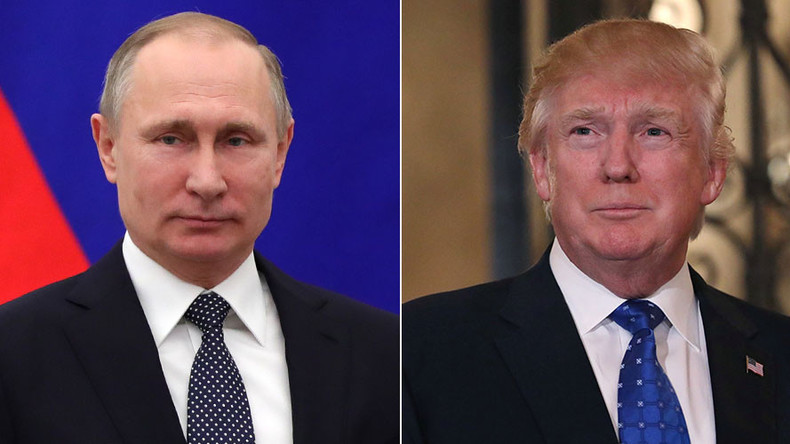 Putin & Trump will meet at G20 summit in July, no deal yet on earlier meeting – Kremlin