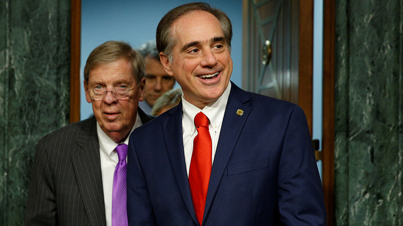 Senate confirms David Shulkin as Veterans Affairs secretary