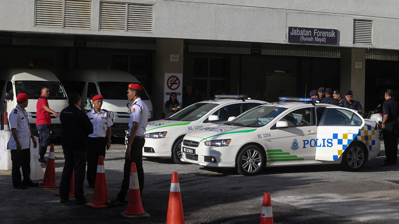 Female arrested in Malaysia over 'Kim Jong-nam murder' – police